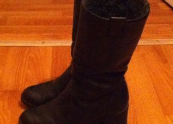 ботинки из нат.кожи ITA ITA