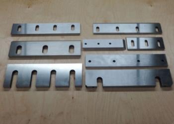 Ножи для дробилок ипр-300 , ипр-300м, ипр-450 производство.