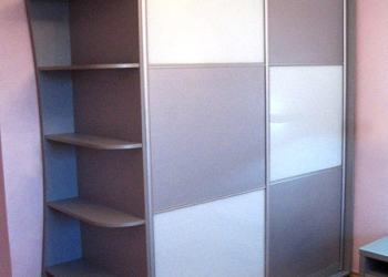 Шкафы-купе под заказ в Калуге. Встроенные и корпусные