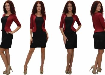 Женские платья оптом от производителя
