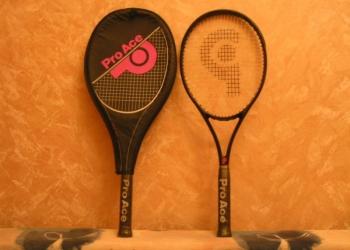 Две теннисные ракетки Pro Ace Graphite