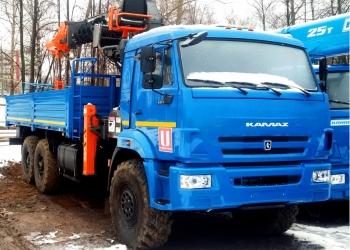 Продается буровая установка Junjin ja 086 c, 2015 г.в., на шасси КАМАЗ -43118