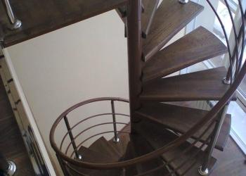 Винтовые лестницы в Казани