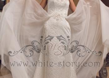 Свадебные платья 2016 оптом от производителя ТМ White Story