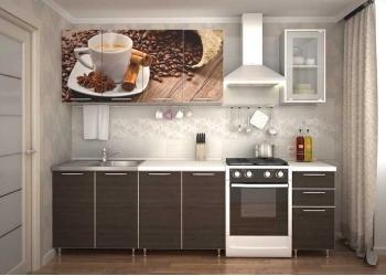 Кухонный гарнитур « Кофе»