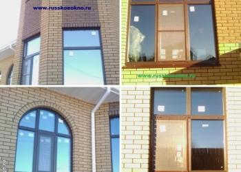 ПВХ окна, алюминиевые конструкции, деревянные окна