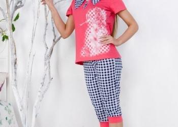 Костюм - пижама размер с 46 по 58.