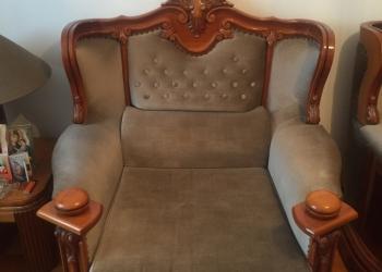 Итальянская мебель из дуба