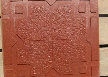 Вечная тротуарная плитка полимерпесчаная
