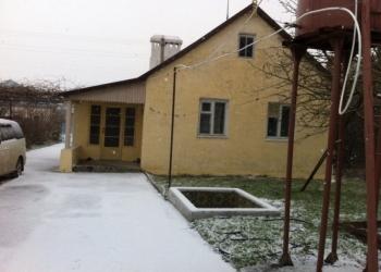 Продам дом в ст. Варениковской