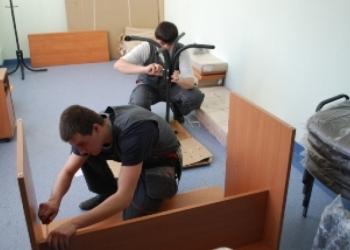 Сборка мебели любой сложности Королёве.