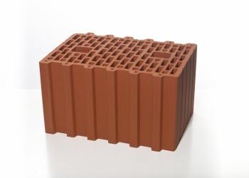 Керамический поризованный блок BRAER (380х250х219)