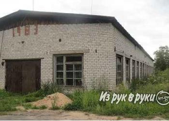 Помещение под производство и склад 10761 кв.м, высота потолков: 5 м, подключенна