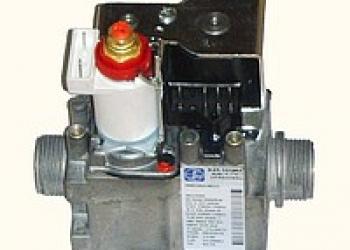 Клапан газовый для котлов Fondital