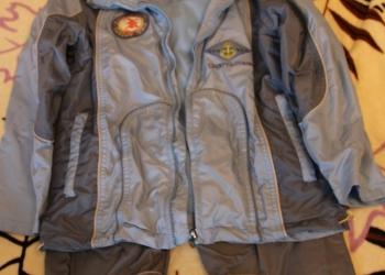 Костюм: куртка и брюки для мальчика