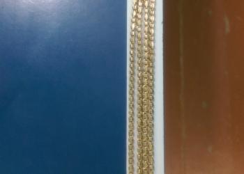 Золотя цепь.Ручная работа
