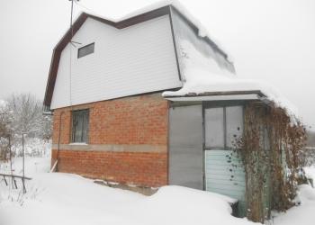дом 40 кв.м на 17 сотках земли (ИЖС, ЛПХ)в д. Всходы, Серпуховского района