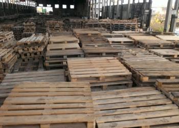 Покупаем б/у только целые деревянные поддоны