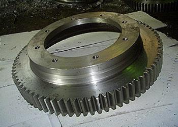 цилиндрические зубчатые колеса, венец барабана