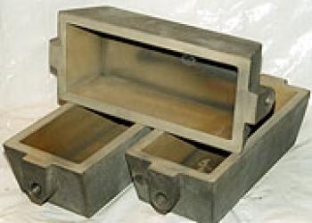 Металлургическая посуда, шлаковня, поддон, пресс-формы для литья