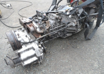 МКПП (двигатель N04C) на запчасти