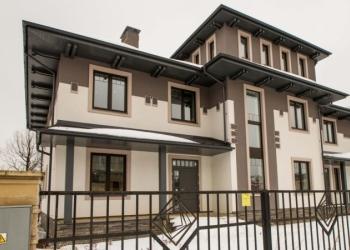 Современный Теплый экологичный Дом