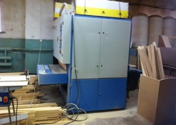 Шлифовально-калибровочный станок продам 1000 мм  ширина