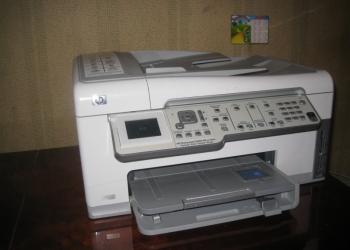 Фото 6-цветное струйное МФУ 4 устройства в одном в Тамбове