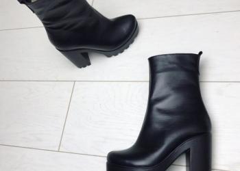 кожаная обувь с фабрики
