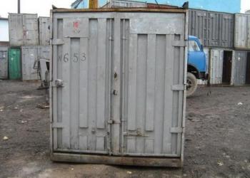 Склад поливного оборудования конт-р 5 т-н из стали б/у не гнилой