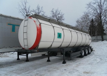 Продам полуприцеп цитерна MENCI SA 105 2012г.в