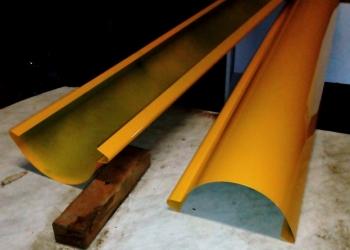 фасонные элементы из оцинкованной стали 0.5мм