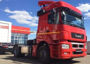 Седельный тягач КАМАЗ 5490-990010-87 (S5)