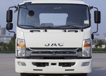 Бортовой JAC N56  с тентом
