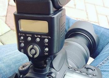 Продам фотоаппарат Canon eos60D