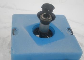 Аэратор для водоемов фонтанный 0.8кВт 1.0 кгО2/час