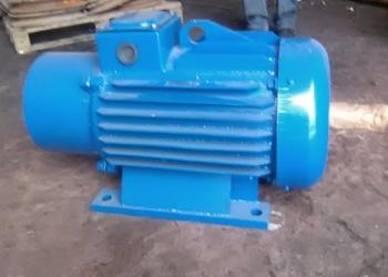 Крановый Электродвигатель  4МТМ 280L6 IM1003 110кВт 970 об/мин