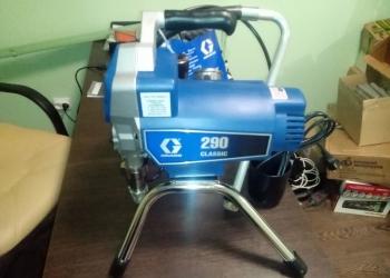 окрасочный аппарат GRACO 290