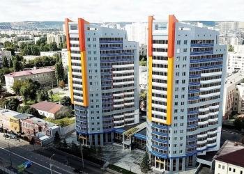 Квартиры в самом центре города в видом на Волгу 2-к квартира, 63 м2, 15/18 эт.