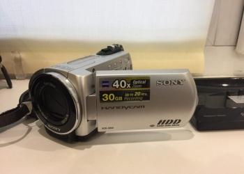 Продается!!! Видеокамера SONY HANDYCAM (оригинал)