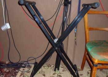 Стойка для микрофонов «журавль»
