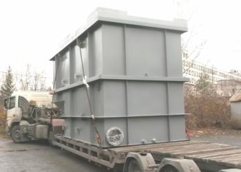 Перевозка негабаритных грузов.