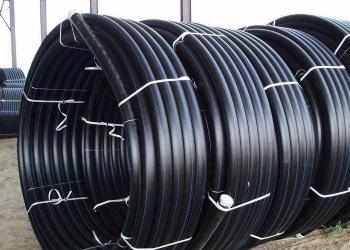 Труба ПНД водопроводная  Д 125 SDR 9