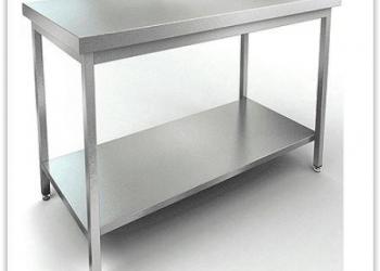 Стол рабочий из нержавеющей стали. КСР-05/5 Ц0БП