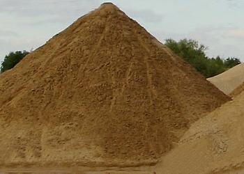 Песок (карьерный, речной, намывной)