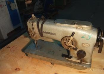 Швейное оборудование в ассортименте б/у
