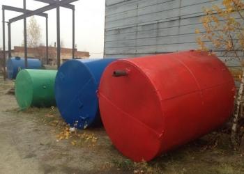 Емкости ГСМ, бочки под канализацию от 2-100 м3