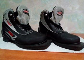 Лыжные ботинки продаю или меняю