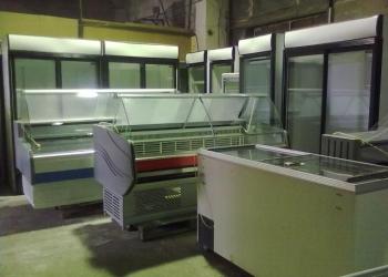 Торгово-холодильное оборудование б/у