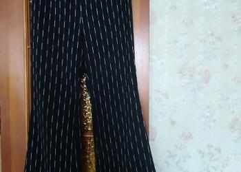 Женские брюки с теплым флисовым внутренним слоем